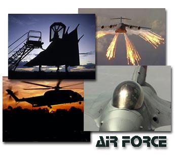 US Air Force Screen Saver